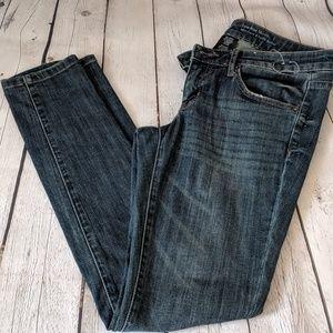 🍍3/$40 Like New Mossimo Skinny Jeans, 4R/27 👖